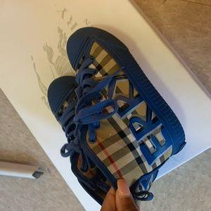 Kids Burberry sneaker
